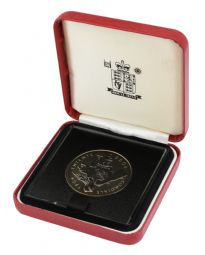 2004 £5 Proof cordiale entente in Box for sale